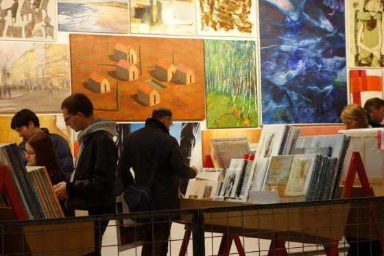 19. Schweizer Kunstsupermarkt